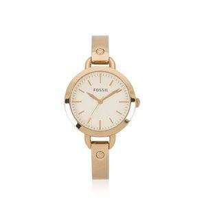 Fossil Gold Watch - BQ3024